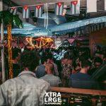 "¡Éxito total nuestra fiesta ""La Cubana"" en Xtra Lrge!"