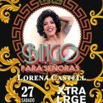 Bingo con Lorena Castell el próximo sábado 27 de octubre